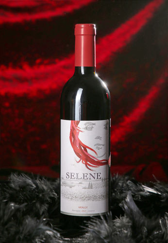 RECAS Selene - Merlot (Barrique) 2017 DOC-CMD