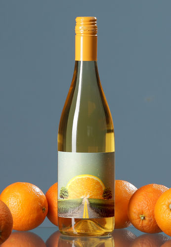 RECAS Solara - Orange Natural Wine 2018 (DOC)