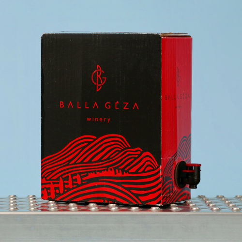 BALLA GEZA - Cabernet Sauvignon 5l Bag-in-Box